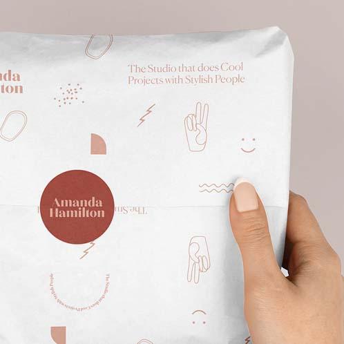 Amanda Hamilton Interior Design | Print Collateral Design | Brand Design